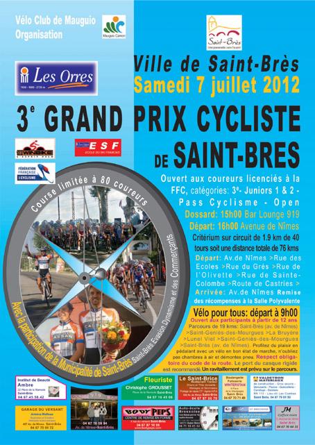 gp saint bres 2012